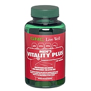 GNC Men's Vitality Plus Tablets