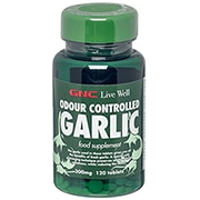 GNC Odour Controlled Garlic Tablets 300mg