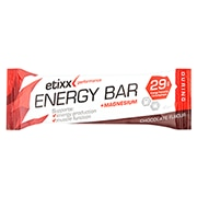 Etixx Energy Bar + Magnesium Chocolate 12 x 40g
