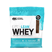 Optimum Nutrition Lean Whey Powder Chocolate