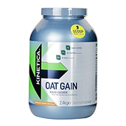 Kinetica Oat Gain Caramel Chocolate 2.4kg Powder