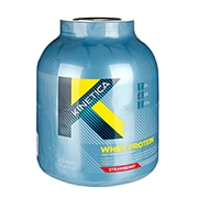 Kinetica Whey Protein Strawberry 2270g Powder