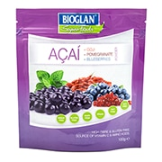 Bioglan Superfoods Acai Powder with Goji, Pomegranate & Blueberries 100g