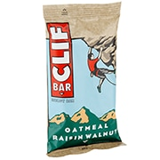 Clif Oat Raisin and Walnut Bar