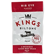 Kings Biltong Rib Eye