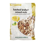 Holland & Barrett Bashed Broken Mixed Nuts