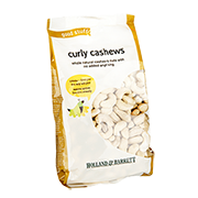 Holland & Barrett Curly Cashews