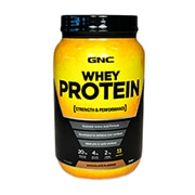 GNC Whey Protein Powder Chocolate