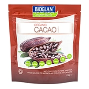 Bioglan Superfoods By Matt Dawson Cacao Powder