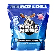 Muscle Mousse Strawberry 750g Powder