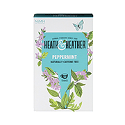 Heath & Heather Peppermint 50 Tea Bags