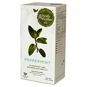 Heath & Heather Peppermint Herbal Infusions