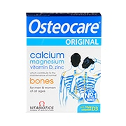 Vitabiotics Osteocare 30 Tablets