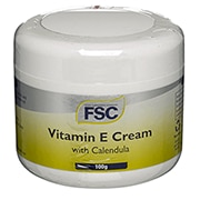 FSC Vitamin E with Calendula Cream