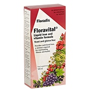 Floravital Herbal Iron and Vitamin Formula 250ml
