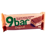 9 Bar Carob Hit Original 50g Bar