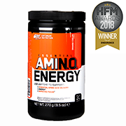Optimum Nutrition Amino Energy Orange 270g Powder