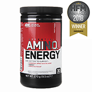 Optimum Nutrition Amino Energy Powder Fruit Fusion