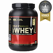 Optimum Nutrition Gold Standard 100% Whey Powder Chocolate