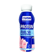 USN Pure Protein Fuel RTD Strawberry 500ml