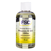 FSC Vitamin E Oil 75ml