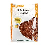 Holland & Barrett Beneficial Brown Linseed