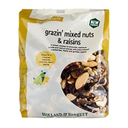 Holland & Barrett Grazin' Mixed Nuts & Raisins