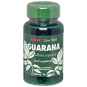 GNC Guarana Tablets 800mg