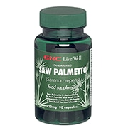 GNC Saw Palmetto Capsules 320mg