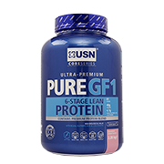 USN Pure Protein Strawberry 2280g Powder
