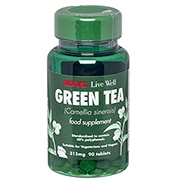 GNC Green Tea Tablets 315mg