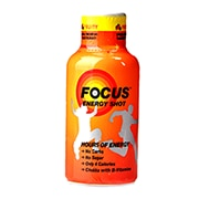 Focus Energy Shot 60ml