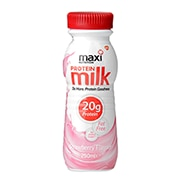 Maximuscle MaxiMilk Strawberry