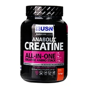 USN Creatine Anabolic Powder Orange