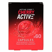 Cherry Active Ltd Capsules
