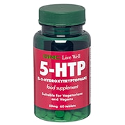 GNC 5-HTP Tablets 50mg