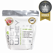 PhD Diet Whey Powder White Chocolate