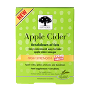 New Nordic High Strength Apple Cider Tablets 720mg