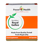 Power Health Bumbles Royal Gelee 500mg 30 Capsules