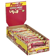 Powerbar Natural Energy Strawberry & Cranberry 24 x 40g Bars