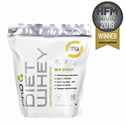 PhD Diet Whey Powder Vanilla