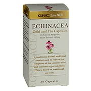 GNC Echinacea Cold and Flu