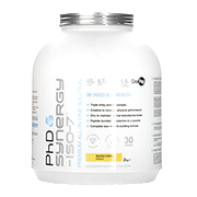 PhD Synergy ISO-7 Vanilla Creme 2000g Powder