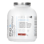 PhD Synergy ISO-7 Chocolate Orange Powder 2kg