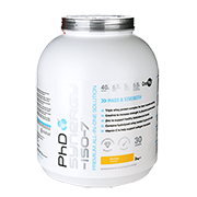 PhD Synergy ISO-7 Banana 2000g Powder