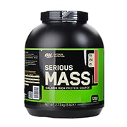 Optimum Nutrition Serious Mass Strawberry Powder