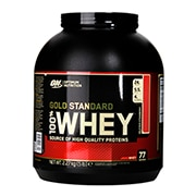 Optimum Nutrition Gold Standard 100% Whey Powder Strawberry 2273g