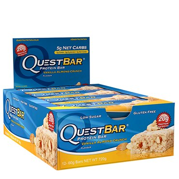 Quest bars uk