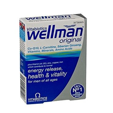 Vitabiotics Wellman Tablets Gnc Co Uk