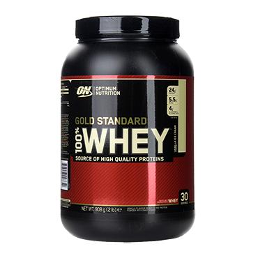 Optimum Nutrition Gold Standard 100% Whey Powder Vanilla ...